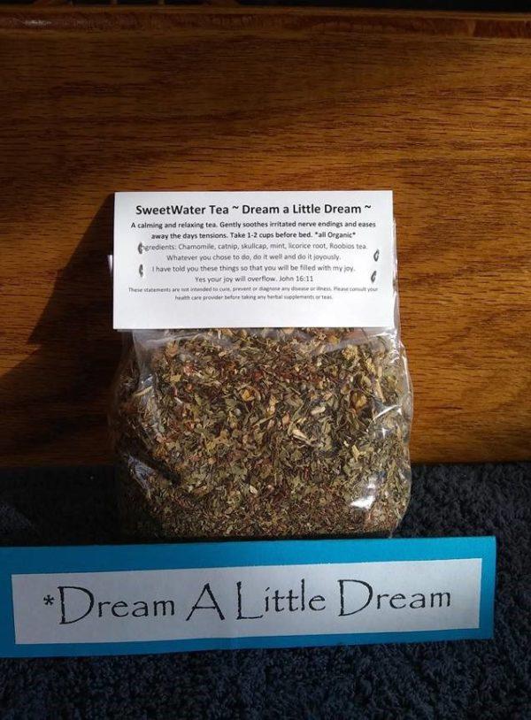 SweetWater Tea ~Dream a Little Dream~